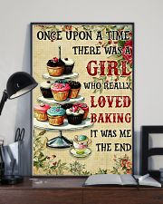 Girl Loved Baking 24x36 Poster lifestyle-poster-2