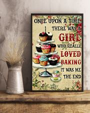Girl Loved Baking 24x36 Poster lifestyle-poster-3