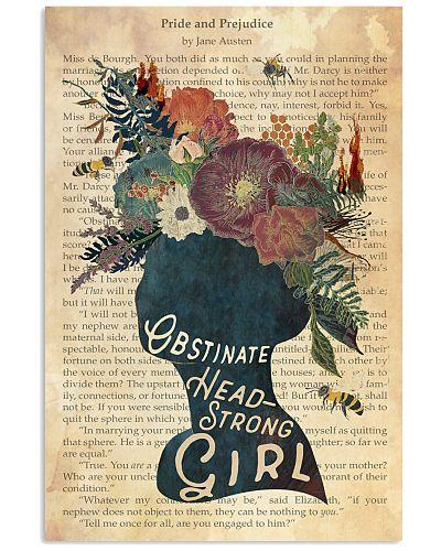 JA Obstinate Headstrong Girl