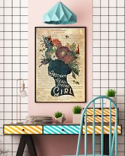 JA Obstinate Headstrong Girl  24x36 Poster lifestyle-poster-6