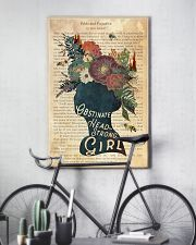 JA Obstinate Headstrong Girl  24x36 Poster lifestyle-poster-7