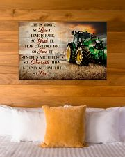 JD Life Is Short 36x24 Poster poster-landscape-36x24-lifestyle-23