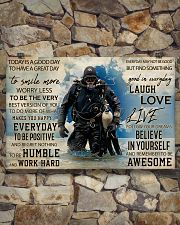 Diver Good Day 36x24 Poster poster-landscape-36x24-lifestyle-15