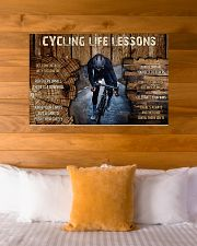 Cycling Life Lessons 36x24 Poster poster-landscape-36x24-lifestyle-23