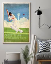 Cricket Is Life 24x36 Poster lifestyle-poster-1