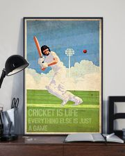 Cricket Is Life 24x36 Poster lifestyle-poster-2