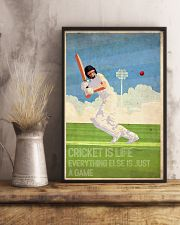 Cricket Is Life 24x36 Poster lifestyle-poster-3