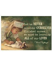 Little Nurse Nightingale  36x24 Poster front