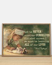 Little Nurse Nightingale  36x24 Poster poster-landscape-36x24-lifestyle-03