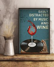 Music And Wine 24x36 Poster lifestyle-poster-3