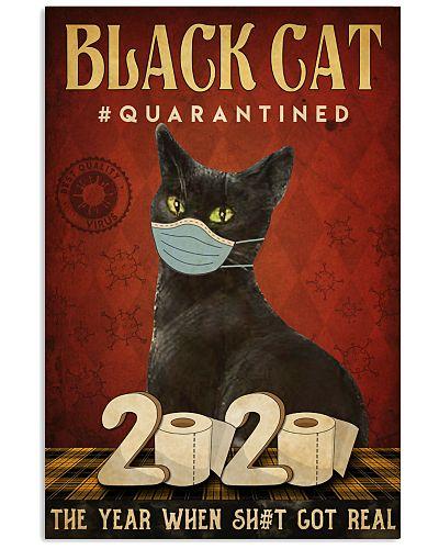 Black Cat Quarantined 2020