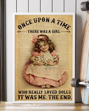 Girl Doll Dictionary 24x36 Poster lifestyle-poster-4