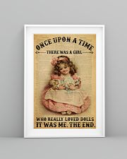 Girl Doll Dictionary 24x36 Poster lifestyle-poster-5