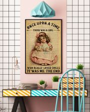 Girl Doll Dictionary 24x36 Poster lifestyle-poster-6
