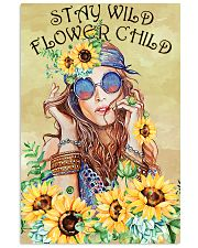 Stay Wild Flower Child 2 24x36 Poster front