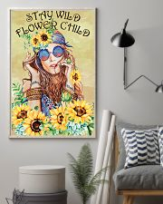 Stay Wild Flower Child 2 24x36 Poster lifestyle-poster-1