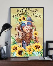 Stay Wild Flower Child 2 24x36 Poster lifestyle-poster-2