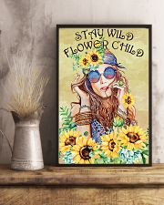 Stay Wild Flower Child 2 24x36 Poster lifestyle-poster-3