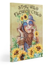 Stay Wild Flower Child 2 20x30 Gallery Wrapped Canvas Prints thumbnail