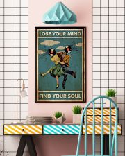 Couple Dance Vinyl 24x36 Poster lifestyle-poster-6