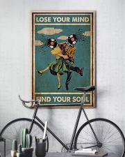 Couple Dance Vinyl 24x36 Poster lifestyle-poster-7
