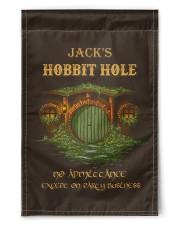 "Hobbit Hole 11.5""x17.5"" Garden Flag front"