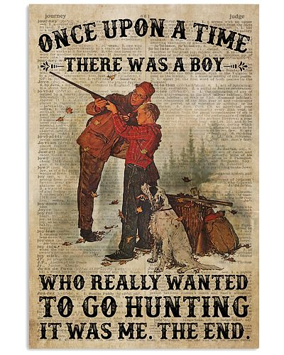 Boy OUAT Wanted To Go Hunting