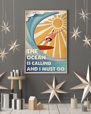 Surfing The Ocean Is Calling And I Must Go 2 24x36 Poster lifestyle-holiday-poster-1