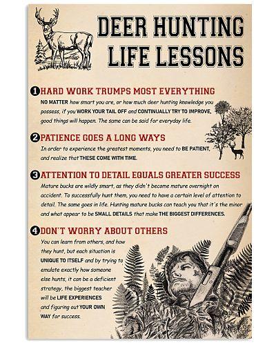 Deer Hunting Life Lessons