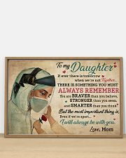 Nurse To My Daughter 36x24 Poster poster-landscape-36x24-lifestyle-03