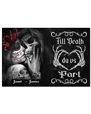 Sugar Skull Till Death Do Us Part 36x24 Poster front