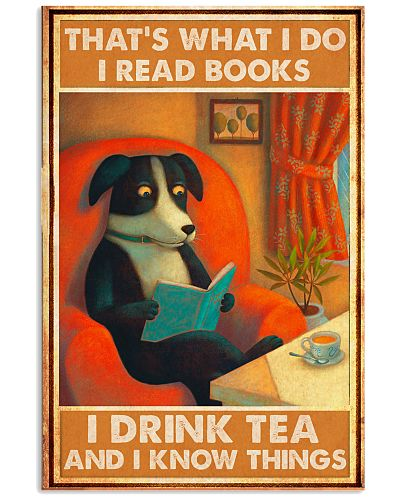 Doggo Reads Books And Know Things