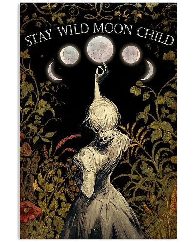 Stay Wild Moon Child Forest