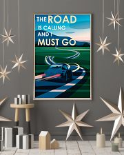 P911 The Road Is Calling  24x36 Poster lifestyle-holiday-poster-1