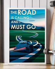 P911 The Road Is Calling  24x36 Poster lifestyle-poster-4