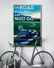 P911 The Road Is Calling  24x36 Poster lifestyle-poster-7