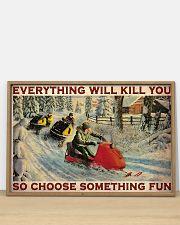 Snowcross Choose Something Fun 36x24 Poster poster-landscape-36x24-lifestyle-03