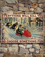 Snowcross Choose Something Fun 36x24 Poster poster-landscape-36x24-lifestyle-15