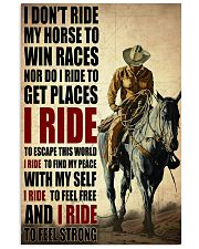 Rodeo I Ride 24x36 Poster front