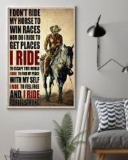 Rodeo I Ride 24x36 Poster lifestyle-poster-1