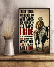 Rodeo I Ride 24x36 Poster lifestyle-poster-3