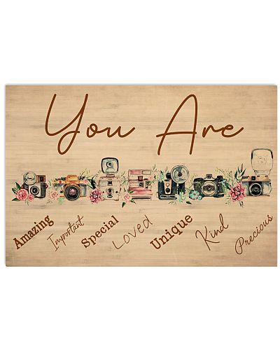 Camera You Are