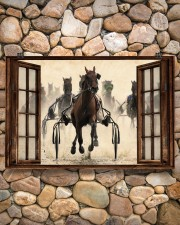 Harness Racing Window  36x24 Poster aos-poster-landscape-36x24-lifestyle-14