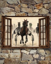 Harness Racing Window  36x24 Poster aos-poster-landscape-36x24-lifestyle-15