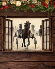 Harness Racing Window  36x24 Poster aos-poster-landscape-36x24-lifestyle-24