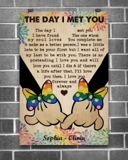 Lesbian M The Day I Met You 24x36 Poster aos-poster-portrait-24x36-lifestyle-18