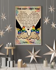 Lesbian M The Day I Met You 24x36 Poster lifestyle-holiday-poster-1