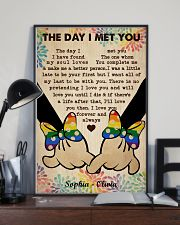 Lesbian M The Day I Met You 24x36 Poster lifestyle-poster-2