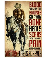Rodeo Victory 24x36 Poster front
