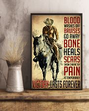 Rodeo Victory 24x36 Poster lifestyle-poster-3
